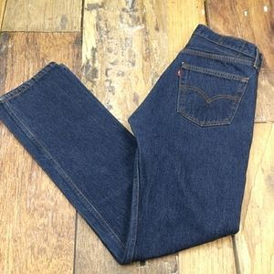 Levi's 501 Jeans Made in USA 33/38 Vintage